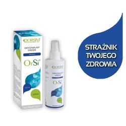 Krzem Organiczny OrSi Spray 200ml NA WŁOSY I  SKÓRĘ
